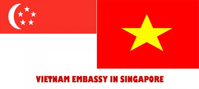 VIETNAM EMBASSY IN SINGAPORE