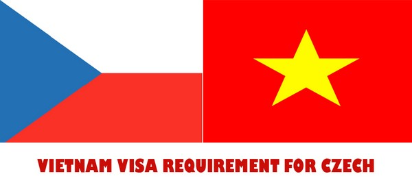 VIETNAM VISA REQUIREMENT FOR CZECH