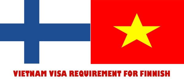 VIETNAM VISA REQUIREMENT FOR FINNISH