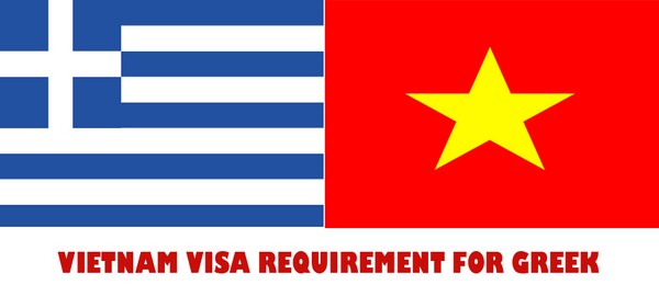 VIETNAM VISA REQUIREMENT FOR GREEK