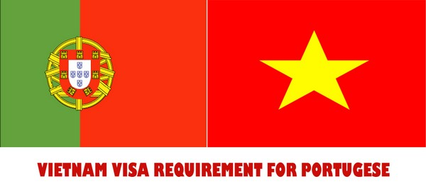 VIETNAM VISA REQUIREMENT FOR PORTUGAL